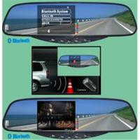 Buy cheap NEW!!Car Mirror+ Wireless Rearview Camera+Bluetooth Handsfree+Rearview Mirror+Parking Sensor from wholesalers