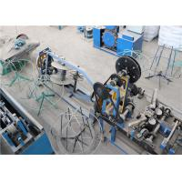 Buy cheap Fully Automatic Barbed Wire Machine , Double Twist Barb Wire Fencing Equipment from wholesalers