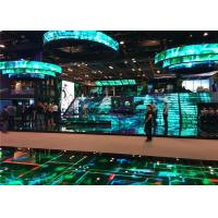 Buy cheap P5 Advertising SMD LED Screen 40000 dot/㎡ Density Seamless Splice from wholesalers