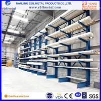 Buy cheap High Quality Steel  Cantilever Racking for long, circular or irregular shape articles from wholesalers