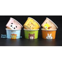 Buy cheap Biodegradable gelato paper cup 7oz,Top Selling disposable paper cups for icecream ,hot sale icecream paper cup bagease from wholesalers