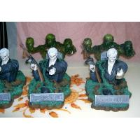Buy cheap Lifelike Casting Epoxy Resin Crafts Action Figurine Zombie Warrior Sculptures for The Home from wholesalers