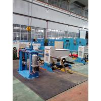 Buy cheap Doubling Wire Twisting Machine , Active Copper Wire Bunching Machine from wholesalers