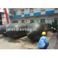 Quality Inflatable ship launching marine salvage airbags floating buoys for sale