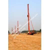 Buy cheap TOP China manufacture, KR125M CFA long spiral Drilling machine, Hydraulic rotary piling rig from wholesalers