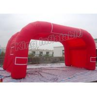 Buy cheap 420D Polyester Coated PVC Inflatable Outdoor Event Tent Shell Tent With 8 * 4m from wholesalers