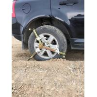 Buy cheap High Efficiency Truck Tire Traction Devices First Generation For Vehicle Relief from wholesalers