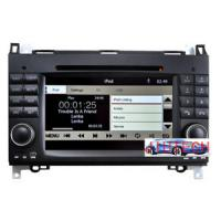 Buy cheap 7''Car Stereo Autoradio GPS Navigation Headunit for benz CLK CLS W209 W219 DVD Player GPS from wholesalers