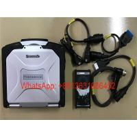 Buy cheap IVECO ELTRAC EASY Truck Diagnostic Scanner with Panasonic cf30 laptop IVECO IVECO ELTRAC EASY ECI diagnostic interface from wholesalers
