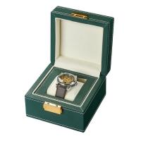 Buy cheap Luxury Leather Watch Packaging Gift Box Customized Size , Watch Presentation Box product