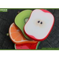 Buy cheap Sweet Apple Shaped 4000mAh Fruit Power Bank For Mobile Phones / MP3 Players from wholesalers