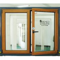 Buy cheap aluminum and wood composit window from wholesalers