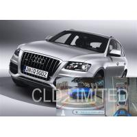 Buy cheap HD  360 Degree Car Reverse Camera Kit , AVM Parking Guidance System Audi Q5, Bird View Parking System from wholesalers
