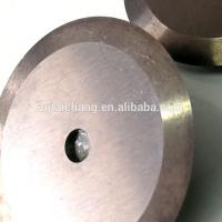 Buy cheap Factory high quality cemented carbide saw blank circular blade cutters brazed tips from wholesalers