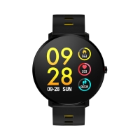 Buy cheap factory direct sale color straps waterproof IP68 smart watch from wholesalers