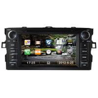 Buy cheap TYT-7830GD TOYOTA Corolla DVD NAVIGATION with SD/USB/IPOD/Blue tooth phonebook from wholesalers