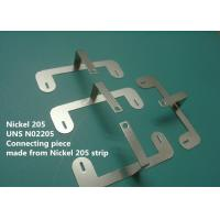 Buy cheap Nickel 205 / UNS N02205 Special Alloys Enhanced Electrical And Electronic Performance from wholesalers