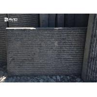 Buy cheap Limestone Brick Tiles Surface Chiselled For Paving Stone Heat Resistance product
