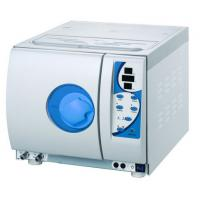 Buy cheap Automatic System Dental Autoclave Sterilizer 3 Time Pre-vacuum With Output Printer from wholesalers