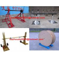 Buy cheap Cable Drum Jacks,Cable Drum Lifter Stands from wholesalers