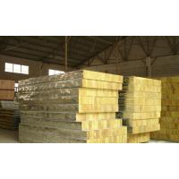 Buy cheap Thermol Insulation Fiber Glass Wool Insulation Rock Wool Board Mineral Wool from wholesalers