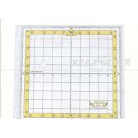 Buy cheap 1.0mm thickmess square set aviation supplies 11cmX11cm for academic education from wholesalers