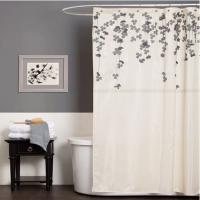 Buy cheap Unique Polyester Window Shower Curtain OEM / ODM , Waterproof And Printed from wholesalers