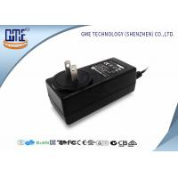 China US Plug Switching Power Adapter AC DC1200mA Max Input Current For Segway on sale