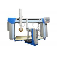 Buy cheap 380V 2KW DC Furniture Testing Machine , LCD Mattress Rollator Durability Tester from wholesalers