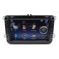 Buy cheap 8 Car DVD GPS for VW/Skoda Cars, Volkswagen POLO PASSAT JETTA TIGUAN TOURAN Bora GOLF from wholesalers