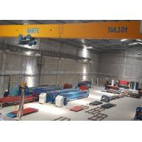 Buy cheap Modular Design Electric Single Girder Bridge Crane Traveling Type Easy To Operate from wholesalers