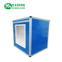 Buy cheap Low Noise Clean Room Ventilation Fresh Air Handling Unit With Horizontal Or Vertical Flow from wholesalers