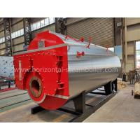Buy cheap Low Pressure Diesel Oil Fired Hot Water Boiler Fully Automatic Operation product