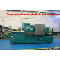 Buy cheap 13kw Power CNC Grinding Lathe Machine High Speed With Worktable 1050mm product