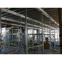 Buy cheap doka, peri, wood, plastic form concrete formwork System for construction of floor slabs from wholesalers