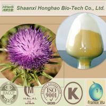 Buy cheap Premium Grade 80% Milk Thistle Extract Silymarin from wholesalers