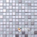 Buy cheap Mosaic tile,glass mixed metal mosaic,mosaic wall murals LSHB01 from wholesalers