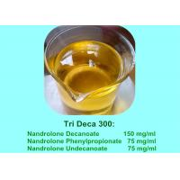 Buy cheap Nandrolone Synthetic Injectable Anabolic Steroids Tri Deca 300 Mg/Ml Yellow Color Oil from wholesalers