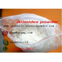 Buy cheap SERM Powder Anti Estrogen Bodybuilding Anastrozole Arimidex Without Side Effect from wholesalers