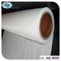 Buy cheap spunlace nonwoven fabric, Cross lapping spunlace nonwoven fabric, 70%viscose & 30%polyester, 45 gsm from wholesalers