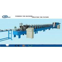 Buy cheap High Speed Downspout Roll Forming Machine With Powerful Driving System from wholesalers