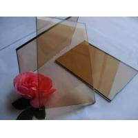 Buy cheap dark bronze float glass from wholesalers