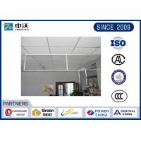 Buy cheap Electric Flexible Elevator Door Smoke Curtain With Two Control Signal Lines from wholesalers