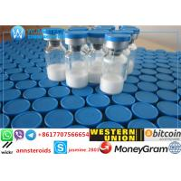 Buy cheap Human Growth Peptide Hormone  Bodybuilding Ghrp-6 for Weight Loss CAS:37025-55-1 from wholesalers