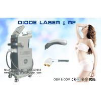 Buy cheap Diode Laser Hair Removal Machine , Bipolar RF Beauty Equipment For Skin Tightening from wholesalers