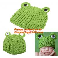 Buy cheap Newborn Turtle Knit Crochet Clothes Beanie Hat Outfit Photo Props from wholesalers