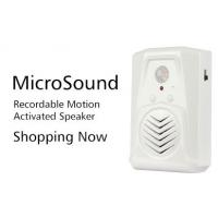 Buy cheap COMER motion detector voice prompt player entry exit doorbell from wholesalers