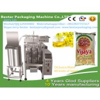 Buy cheap Automatic cooking oil packaging machine , 1kg cooking oil packing machine bestar packaging machine from wholesalers