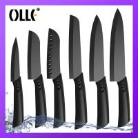 Buy cheap 6pieces ceramic knife set from wholesalers