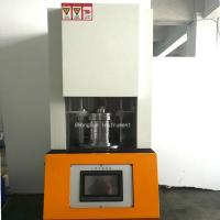 Buy cheap Computer Control Plastic Testing Machine / No Rotor Rubber Rheometer Tensile Testing Machine from wholesalers